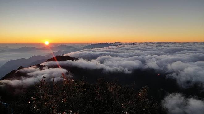 fansipan peak view