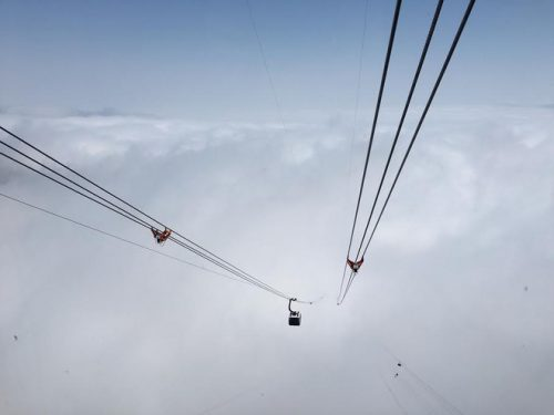 fansipan cable car