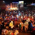 night market sapa